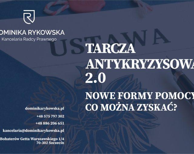 Tarcza Antykryzysowa 2.0 - bezpłatny poradnik